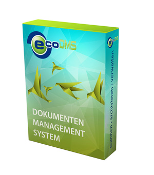 ecoDMS Softwarebox