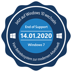 Siegel End of Support Windows 7